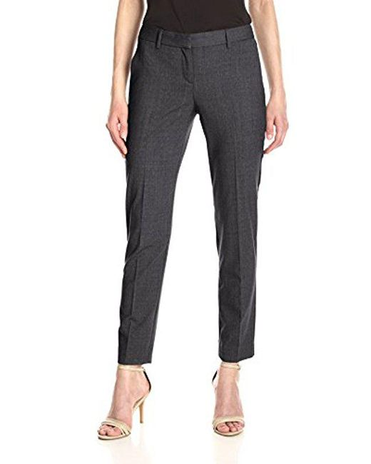 Theory - Gray Testra 2b Edition 4 Pant - Lyst
