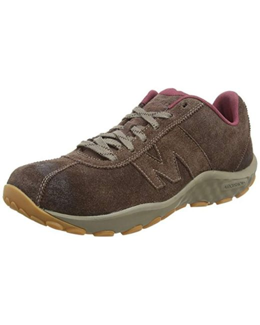 da0cf7248bdda Merrell Sprint Lace Suede Ac+ Trainers in Brown for Men - Save 38 ...