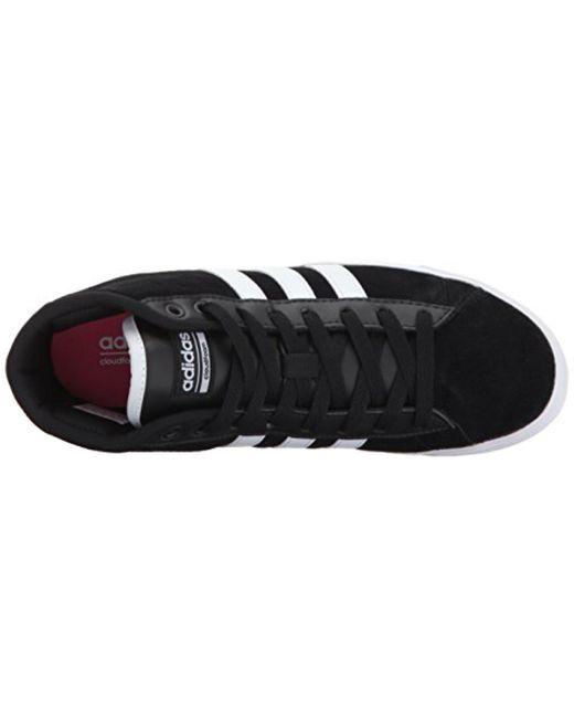 the best attitude 36343 db20d ... Adidas - Cf Daily Qt Mid W Sneaker, Blackwhitesuper Pink,