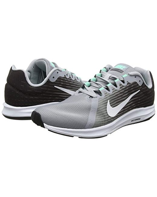 f6046ab1edf Nike Downshifter 8 Running Shoes in Gray for Men - Save 29% - Lyst