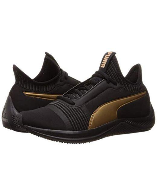 PUMA Amp Xt Wn s Fitness Shoes in Black - Lyst 847c8e1841ad