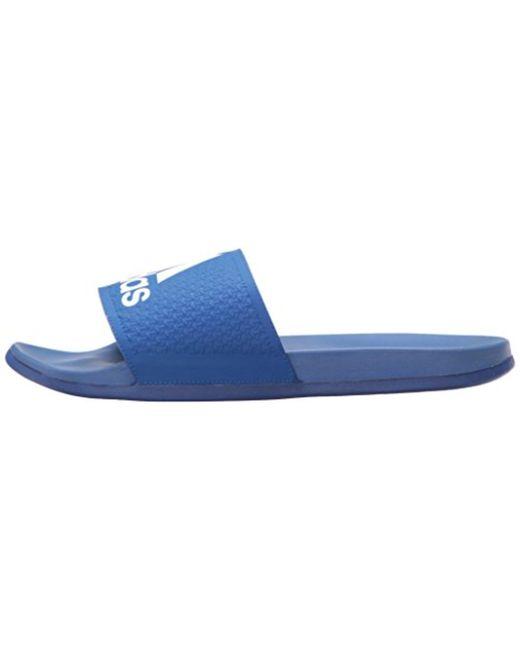 Lyst adidas adilette CF ultra C Cross trainer zapatos en color azul para hombres