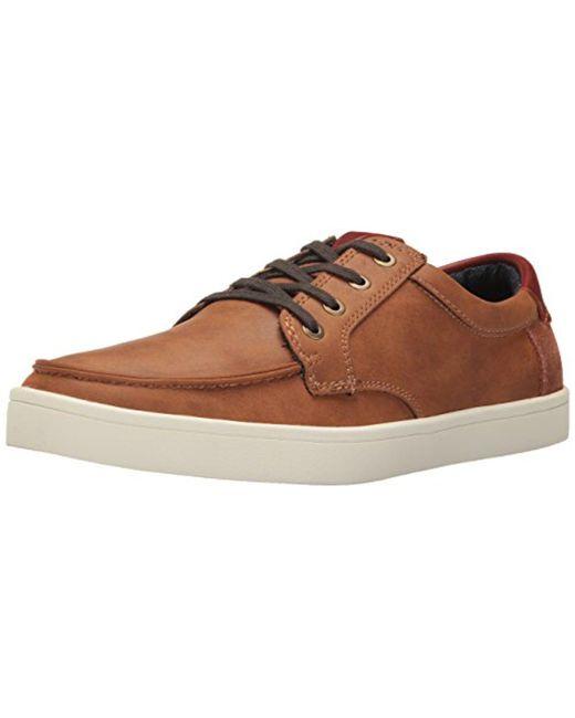 ALDO - Brown Ciren Fashion Sneaker, Cognac, 10.5 D Us for Men - Lyst