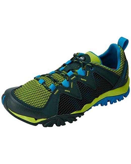 Merrell - Green Tetrex Rapid Crest Water Shoe - Lyst