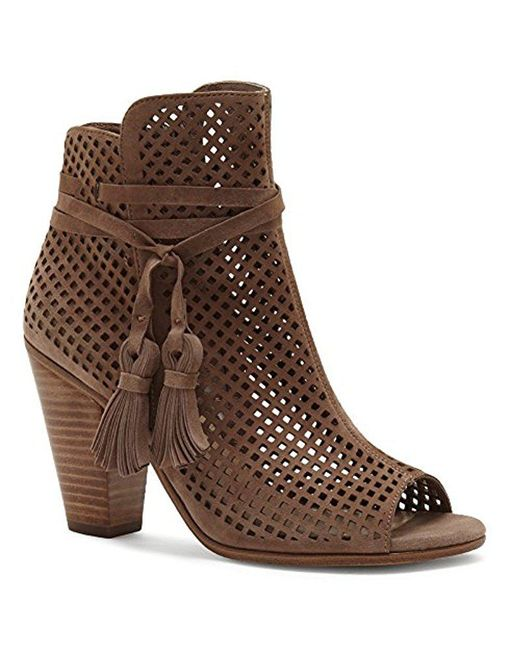 Vince Camuto - Brown Kamey Ankle Boot - Lyst