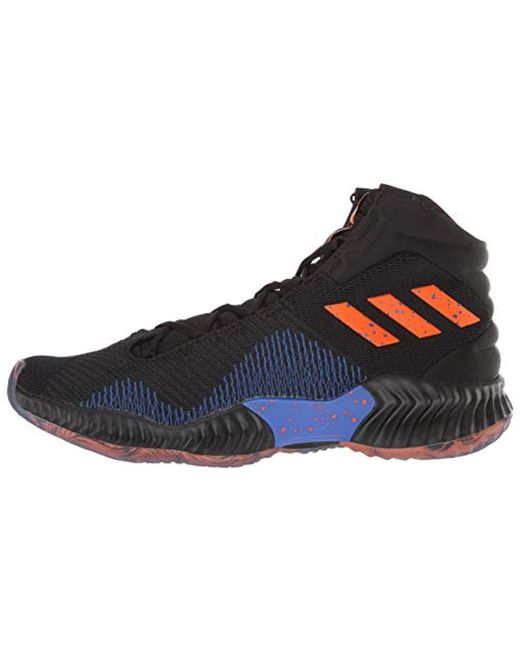 04ec71c61 ... Adidas Originals - Black Pro Bounce 2018 Basketball Shoe for Men - Lyst  ...