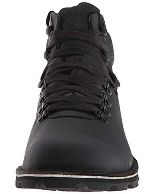 95e207efeaf ... Merrell - Black Sugarbush Mid Waterproof Hiking Boots for Men - Lyst ...