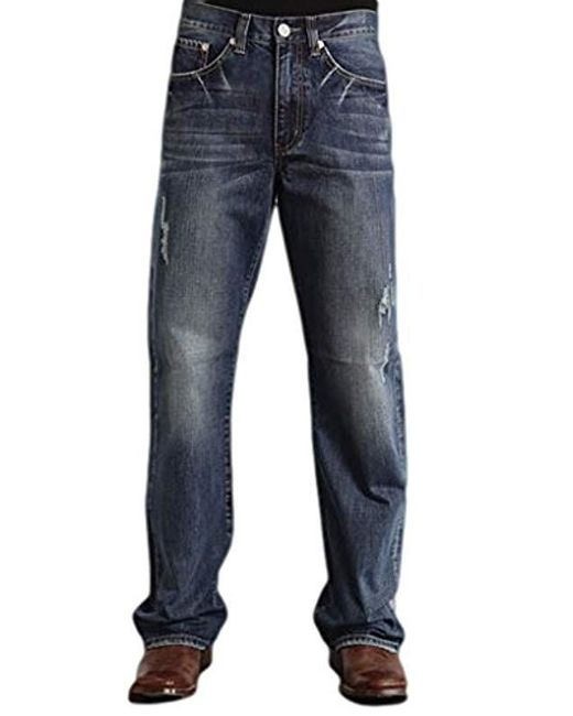Stetson - Blue Modern Fit X Deco for Men - Lyst