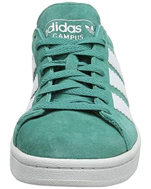 info for designer fashion various design adidas Campus Gymnastics Shoes in Green for Men - Lyst