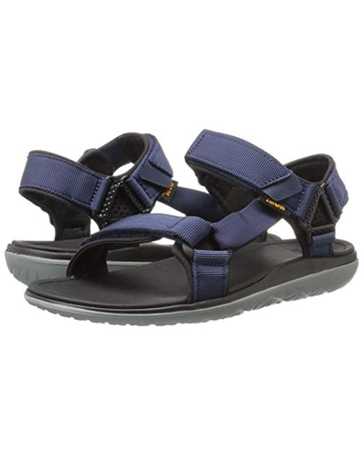 a4eb53022031 Teva Terra-float Univ 2.0 M s Sports Sandals in Blue for Men - Save ...