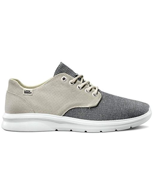 402a9c253e Vans  s Ua Iso 2 Low-top Sneakers in White for Men - Lyst