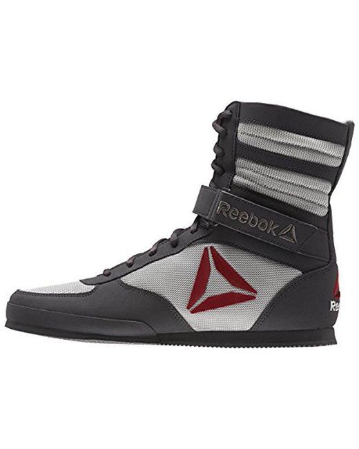 42278765f6ed Lyst - Reebok Boxing Boot-buck Cross Trainer in Gray for Men - Save 48%