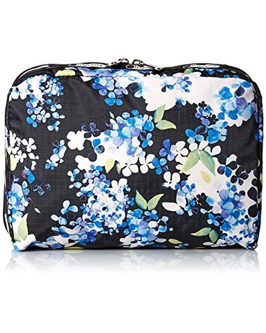 LeSportsac - Blue Classic Extra Large Rectangular Cosmetic - Lyst