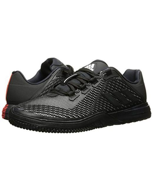 lyst adidas performance crazypower tr m cross - trainer