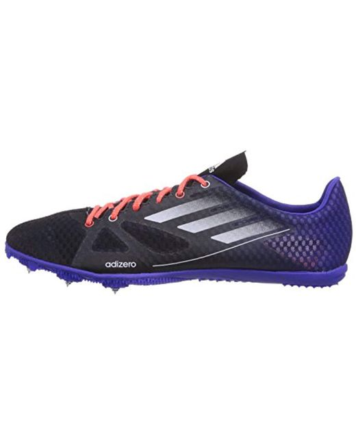 pretty nice 81721 c1b06 ... Lyst Adidas - Purple Adizero Ambition 2, Track   Field Shoes for Men ...