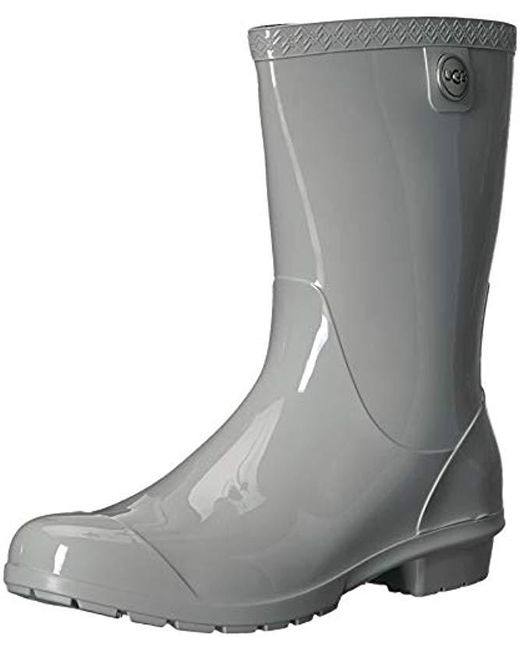 0fc3d0f7934 Women's Gray Sienna Rain Shoe