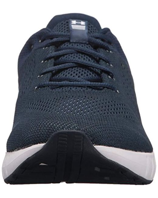 online store 063f2 4ad76 ... Under Armour - Blue Micro G Pursuit Trainers, Jogging Shoes Featuring  Micro G Foam, ...