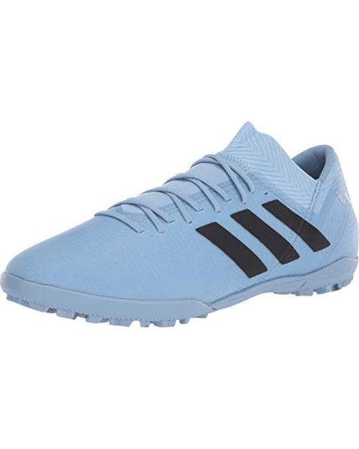 548048cc5 Adidas Originals - Green Nemeziz Messi Tango 18.3 Turf Soccer Shoe for Men  - Lyst ...