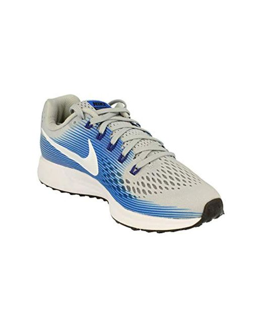 928c91f441924 Nike Air Zoom Pegasus 34 Running Shoes in Blue for Men - Save 44% - Lyst