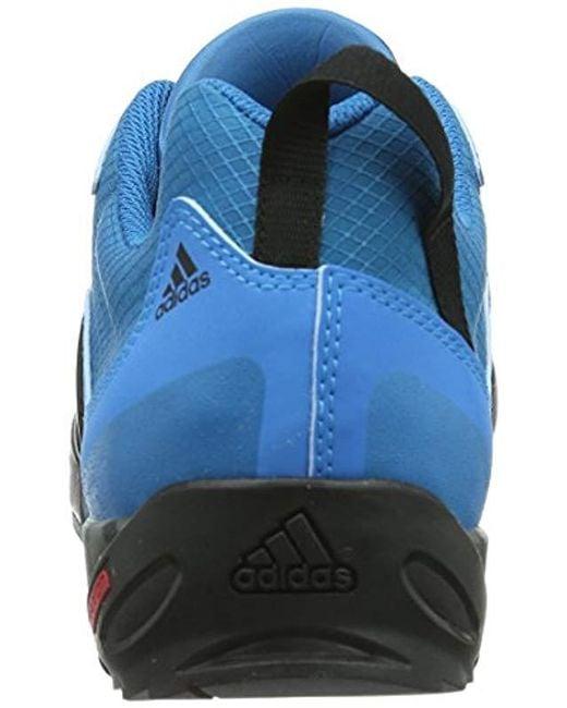 af981d3c94905 ... Adidas - Blue Terrex Swift Solo