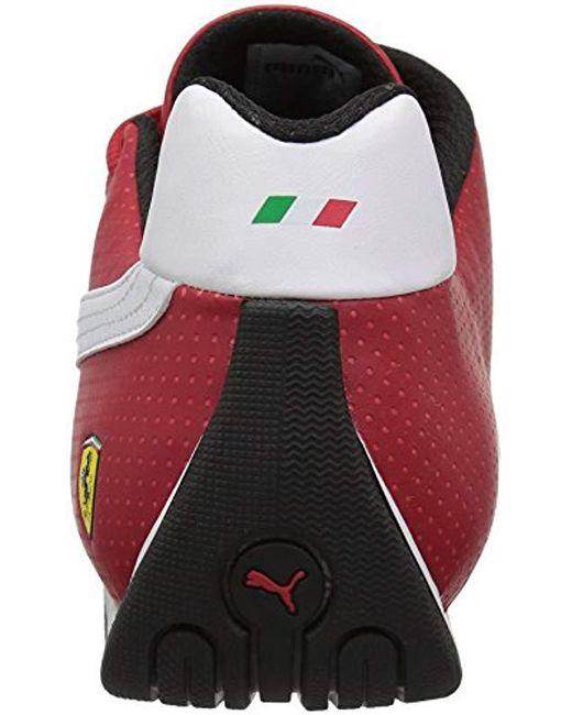 028de1291bd7dc Lyst - PUMA Ferrari Future Cat Og Sneaker in Red for Men - Save 9%