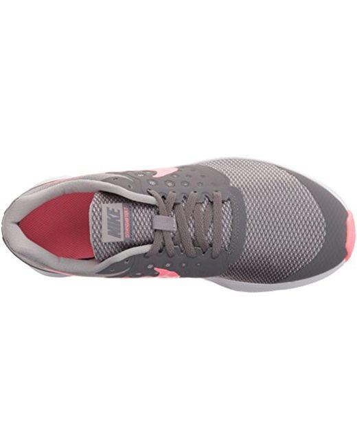 ... Nike - Gray Kids' Downshifter 7 (gs) Running Shoe - Lyst