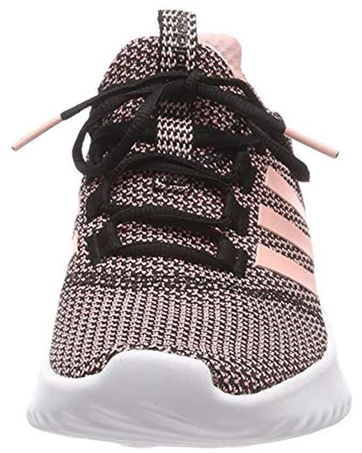 huge discount 1ae2b fec76 ... Adidas - Black Cloudfoam Ultimate Low-top Sneakers - Lyst ...