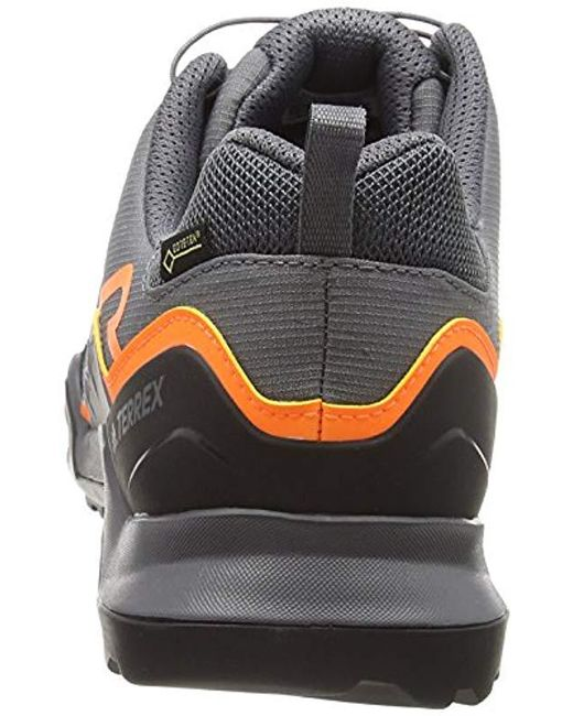 8ee68ddbb ... Adidas - Gray Terrex Swift R2 Gtx Cross Trainers for Men - Lyst ...