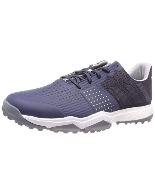 san francisco e2d6b 11e21 Adidas - Blue s Adipower S Boost 3 Golf Shoes for Men ...