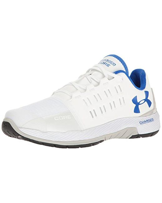 Under Armour - White Charged Core for Men - Lyst