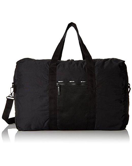 LeSportsac - Black Travel Large Global Weekender - Lyst