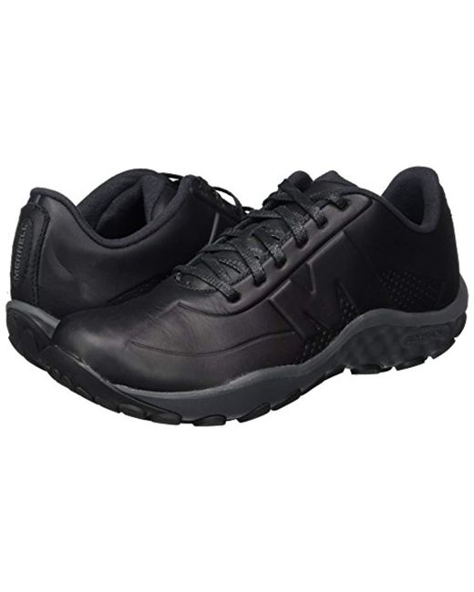 74301e0dcd770 ... Merrell - Black Sprint Lace Ltr Ac+ Trainers for Men - Lyst ...