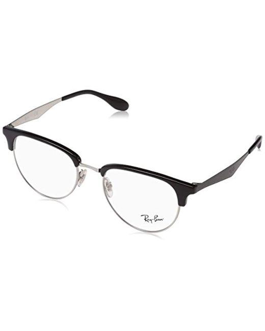 8d190f507b9 Ray-Ban - Metallic  s 0rx 6396 2932 53 Optical Frames