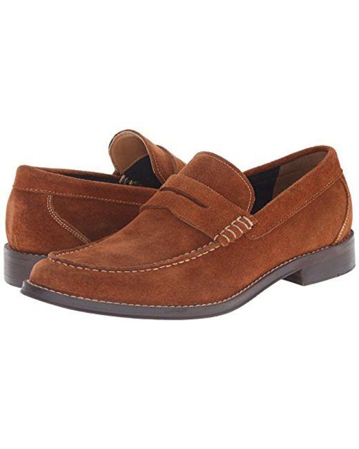 ALDO Etaevia Loafer(Men's) -Black Leather Sale Cost OdZC5cWbsK