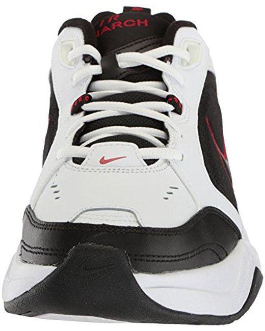 ... Nike - Black Air Monarch Iv Cross Trainer for Men - Lyst ...