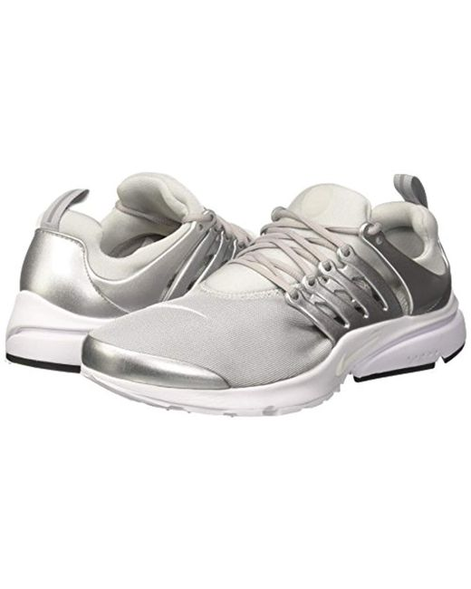 c33b6cd2a ... Nike - Metallic Air Presto Premium Gymnastics Shoes for Men - Lyst ...