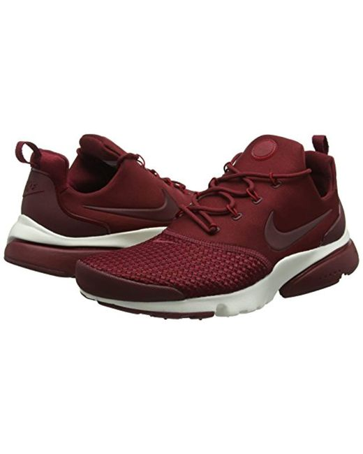 292f2c4ea3ea Nike  s Presto Fly Se Gymnastics Shoes in Red for Men - Save 33% - Lyst