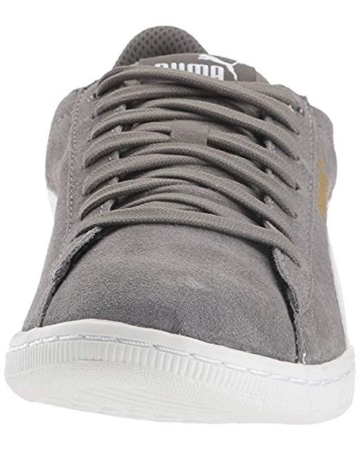 af20a38f5670 Lyst - Puma Vikky Sneaker in Gray - Save 29.090909090909093%
