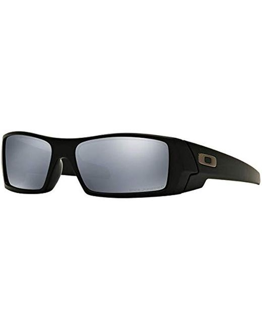 Oakley - Gray Oo9014 Gascan Sunglasses for Men - Lyst