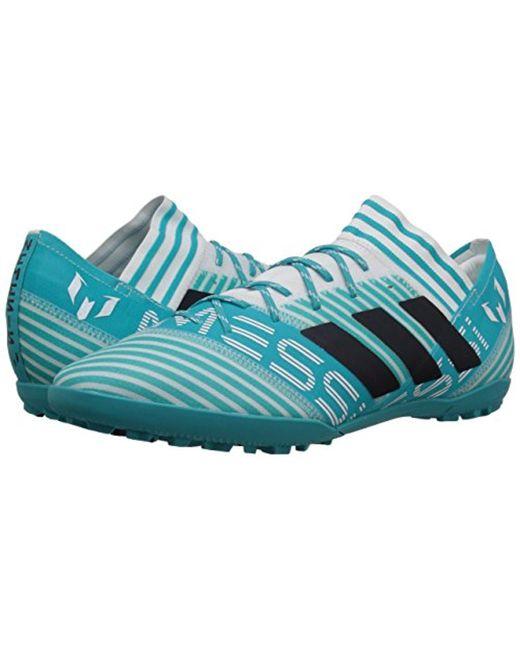 5adab8ed4f4b ... Adidas - Blue Nemeziz Messi Tango 17.3 Tf Soccer Shoe for Men - Lyst ...