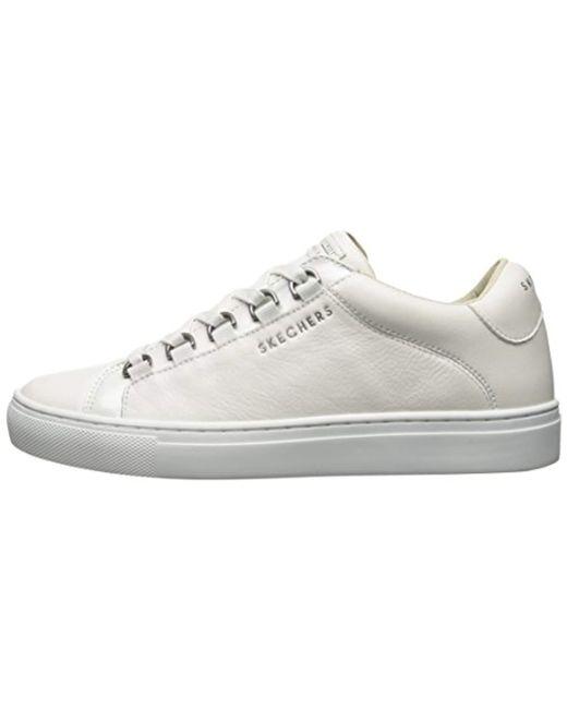 d584d14d6d00 ... Skechers - White Side Street Trainers - Lyst ...