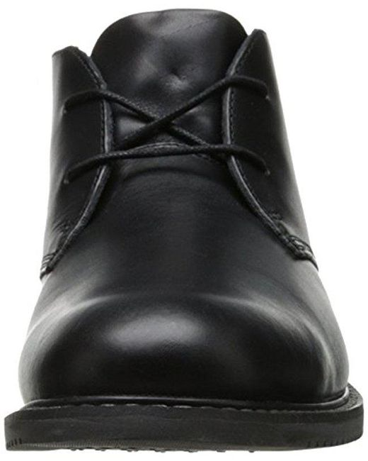 43477abd110 Lyst - Timberland Brook Park Chukka Boots in Black for Men - Save 55%