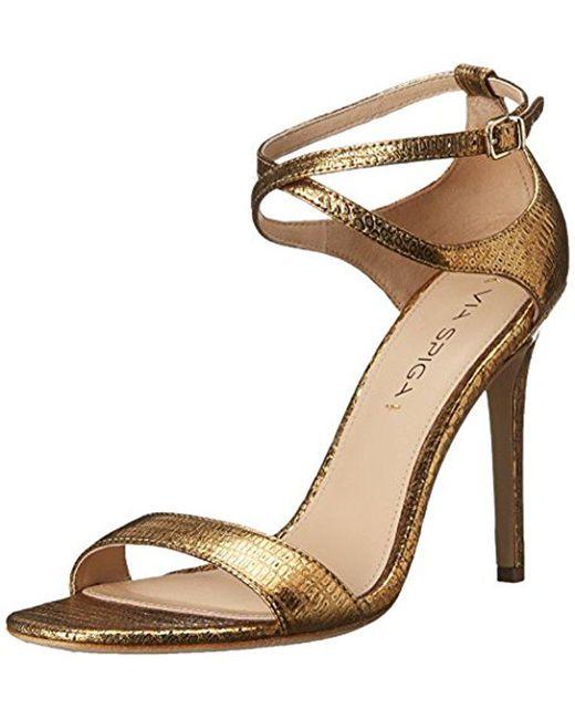 Via Spiga - Metallic Tiara Dress Sandal - Lyst
