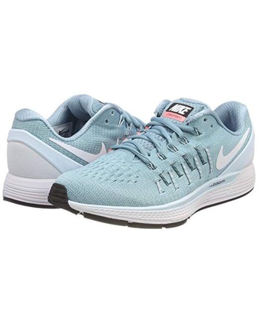 5d82576257f2d Women's Blue 's Wmns Air Zoom Odyssey 2 Training Shoes