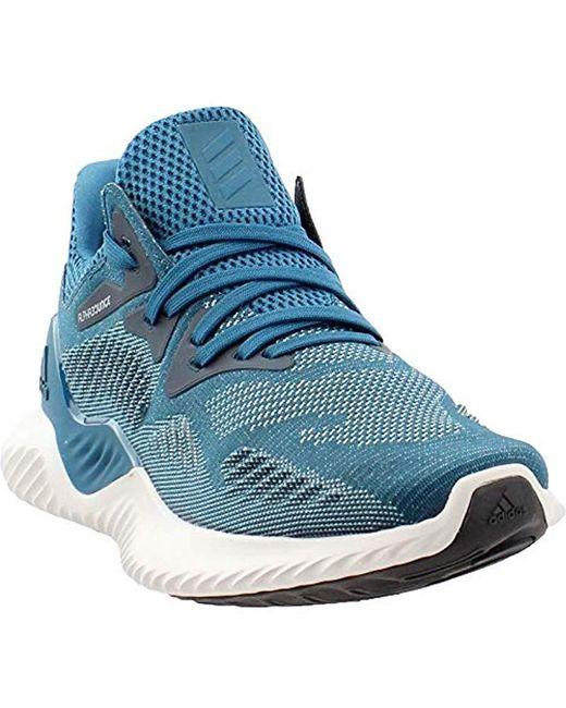 04710d5ae99c99 Adidas Originals - Blue Alphabounce Beyond Running Shoe for Men - Lyst ...