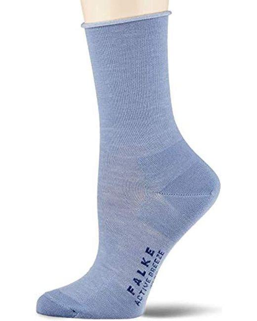 Falke - Blue Active Breeze Socks - Lyst