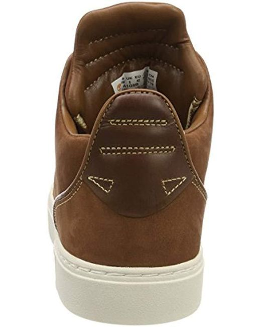 f3769a8c588 Timberland Amherst High Top Chukka Boots in Brown for Men - Lyst