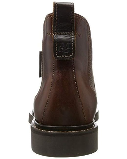 ... Marc O polo - Brown  s Flat Heel Chelsea 70824105001108 Boots for Men  ... 46c26d70dc4f4
