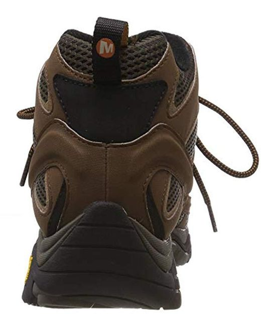 e27322cdf8506 ... Merrell - Brown Moab 2 Mid Gtx High Rise Hiking Boots for Men - Lyst ...