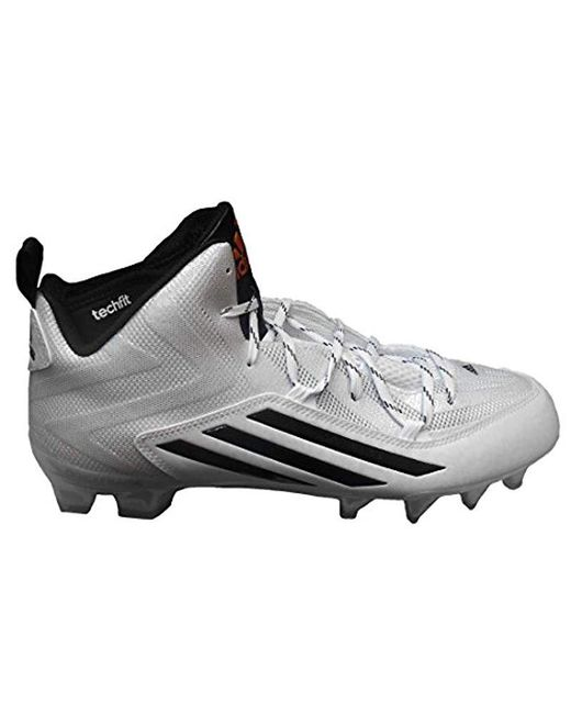 new concept f1a52 70e26 Adidas - Multicolor Performance Crazyquick 2.0 Mid Football Cleat for Men -  Lyst ...